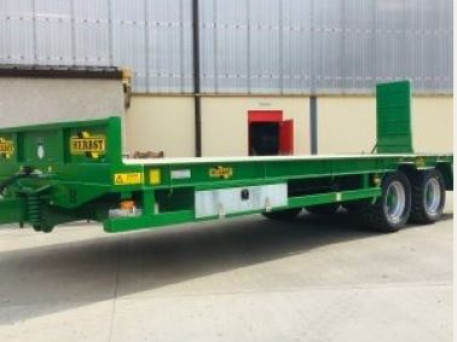 HERBST 19TON LOW LOADER