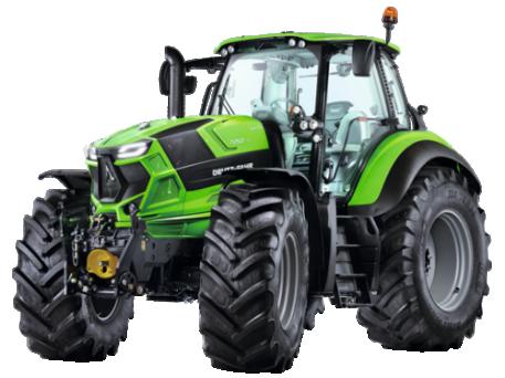 Deutz Fahr Series 7 Tractors