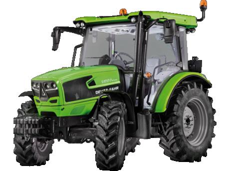 Deutz Fahr Series 5D KEYLINE Tractor