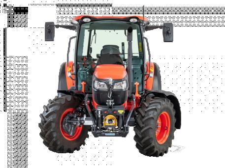 Kubota M4003 Tractor
