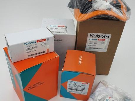 KUBOTA M7001 500HR SERVICE KIT