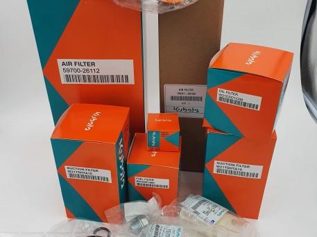 KUBOTA M5091 M5111 1000HR SERVICE KIT