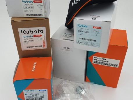 KUBOTA M7002 500HR SERVICE KIT